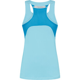 La Sportiva Joy Tank Women pacific blue/neptune